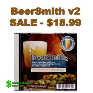 BeerSmith Homebrewing Software Promo Code