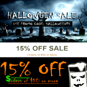 Great Fermentations Promo Codes for Halloween
