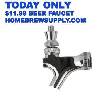 HomebrewSupply.com Promo Code Faucet