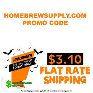 HomebrewSupply.com Free Shipping Promo Code