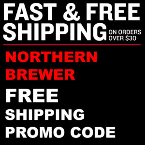 Northern Brewer FREE SHIPPING Promo Code
