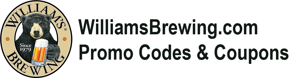 Williams Brewing Promo Codes and Coupons