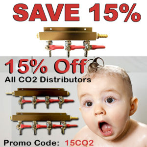 Love2Brew.com Promo Code for 15% Off CO2 Distributors