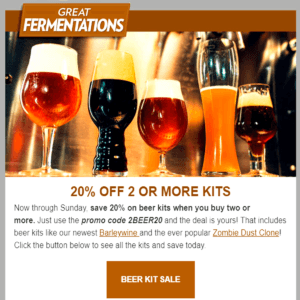 Great Fermentations Promo Code Pre Black Friday