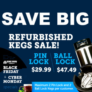 HomebrewSupply.com Black Friday Promo Codes
