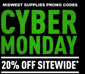 MidwestSupplies.com Cyber Monday Promo Codes