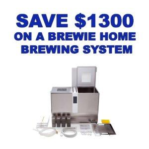 MoreBeer.com Brewie Promo Codes