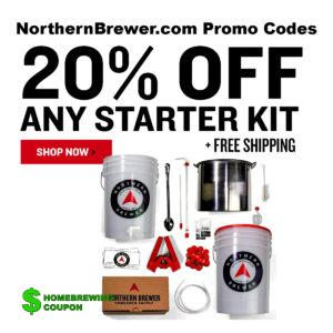 NorthernBrewer.com Promo Code For 20% Off Homebrew Kits