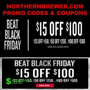 NorthernBrewer.com Promo Code For $100 Off Your Northern Brewer Purchase