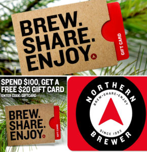 Get 60 Northern Brewer coupon codes and promo codes at CouponBirds. Click to enjoy the latest deals and coupons of Northern Brewer and save up to 45% when making purchase at checkout. Shop thinking-sometimes.ml and enjoy your savings of November, now!