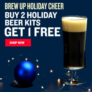 Northern Brewer Promo Code Buy 2 Holiday Beer Kits Get 1 Free