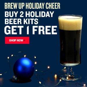 Northern Brewer Promo Code Buy 2 Holiday Beer Kits Get 1 Free