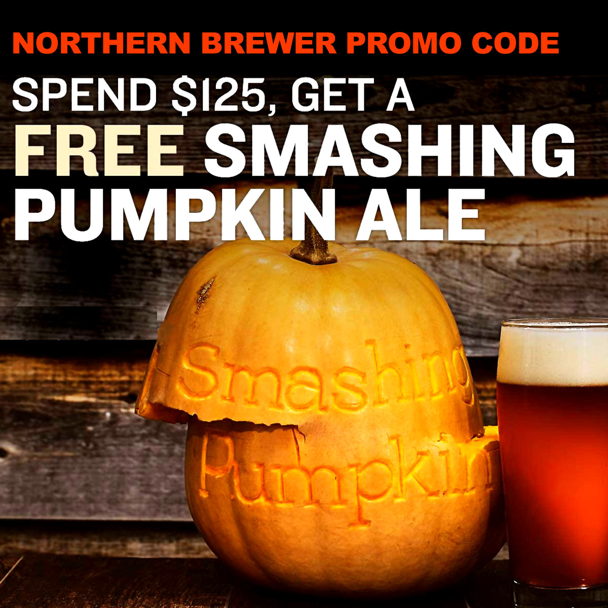Most Recent Homebrewing Promo Codes for September, 2019